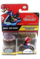 World of Nintendo Tape Racer Action Figure: Mario