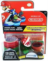 Nintendo Tape Racers Wave 2: Piranha Plant w/ Piranha Plant Pipe Way Tape