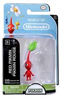 "Pikmin Series 3 Nintendo 2.5"" Mini Figure Red Pikmin"