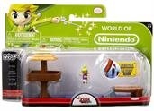 Legend of Zelda Micro Figure Playset: Tetra and Open Ocean