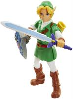 "Legend Of Zelda 4"" Figures Wave 4 Link Ocarina of Time"