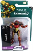"World of Nintendo 2.5"" Mini Figure: Metroid Samus"