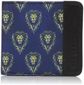 Warcraft Movie Alliance Logo Men's Bifold Wallet