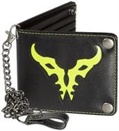World of Warcraft Legion Logo Men's Bifold Chain Wallet