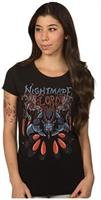 World of Warcraft: Legion Nightmare Lord Women's Tee (Black)