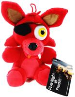 "Five Nights At Freddy's 6.5"" Plush: Foxy"