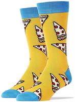 Pizza Party Men's Crew Socks