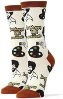 Happy Lil Accidents Women's Crew Socks