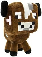"Minecraft 7"" Plush: Baby Cow"