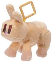 Minecraft 3 Inch Plush Clip On - Baby Yellow Bunny