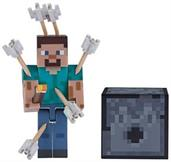 Minecraft Series 1 Core Action Figure Pack - Steve With Arrows