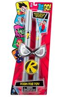 Teen Titans Go! Role Play Set:  Robin's Mask, Staff and Buckle