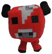 "Minecraft 7"" Animal Plush Baby Mooshroom Cow"