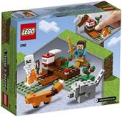 LEGO Minecraft The Taiga Adventure 21162 | 74 Piece Building Kit