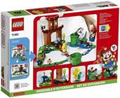 LEGO Super Mario Guarded Fortress 71362 | 468 Piece Expansion Set