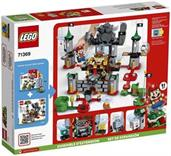 LEGO Super Mario Bowsers Castle Boss Battle 71369 | 1010 Piece Expansion Set