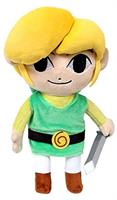 "Legend Of Zelda Wind Waker Link 12"" Plush"