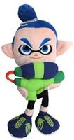 "Splatoon 9"" Plush: Blue Inkling Boy"