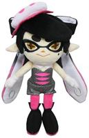 "Splatoon 9"" Plush: Callie, Pink Squid Sister"