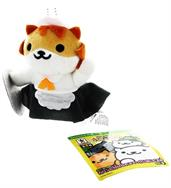 "Neko Atsume: Kitty Collector 6"" Plush: Sassy Fran"