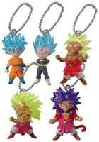 Dragon Ball Super Ultimate Deformed Series 1 Capsule Toy - One Random Of 5