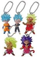 Dragon Ball Super Ultimate Deformed Series 2 Capsule Toy - One Random Of 5