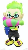 Nintendo Splatoon 9-Inch Plush - Inkling Boy Neon Green