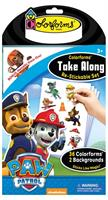 Paw Patrol Colorforms Take Along