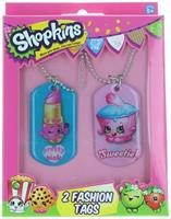 Shopkins 2 Fashion Tags 2-Pack