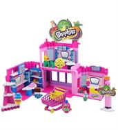 Shopkins C3 Deluxe Set Shopville Mall 8 Exclusive Characters