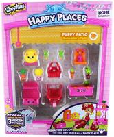 Shopkins Happy Places S2 Decorator Pack: Puppy Patio