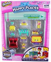 Shopkins Happy Places S2 Decorator Pack: Mousy Hangout