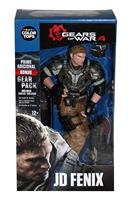 "Gears of War 4 JD Fenix 7"" Action Figure"