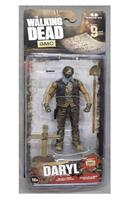 The Walking Dead TV Series 9 Action Figure: Muddy Grave Digger Daryl Dixon