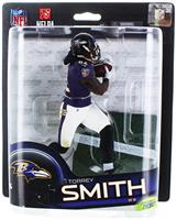 Baltimore Ravens, Torrey Smith McFarlane NFL Series 33 Exclusive Figure