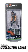 Seattle Seahawks McFarlane NFL Series 37 Figure Jimmy Graham Grey Uniform