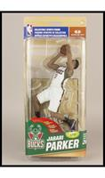 McFarlane NBA Series 26 Milwaukee Bucks Jabari Parker Figure