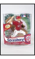 Washington Nationals McFarlane MLB Series 31 Figure: Stephen Strasburg (Red Jersey Variant)