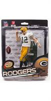 Green Bay Packers McFarlane NFL Series 34 Figure: Aaron Rodgers