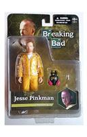 "Breaking Bad Jesse Pinkman Yellow Hazmat Suit 6"" Figure"