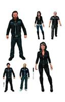 Sons Of Anarchy Figures & Collectibles