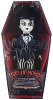 Living Dead Dolls Series 33 Moulin Morgue: Maitre Des Morts