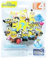 Despicable Me/ Minions Blind Pack Series 4 Buildable Figure
