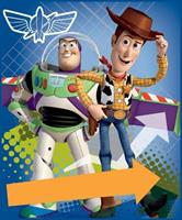 "Disney/Pixar Medium Photo Album: ""Buzz and Woody"""