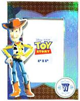 "Disney/Pixar Toy Story 4"" x 6"" Picture Frame: ""Woody"""