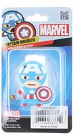 Captain America Soft Touch Nail Clipper Key Ring