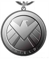 Avengers S.H.I.E.L.D Pewter Key Ring