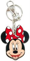 Disney 2 Sided Expression Key Ring Minnie Mouse
