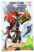 Marvel All-New All-Different Avengers Comic Book
