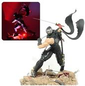 "Ninja Gaiden 3 13"" Light-Up Resin Statue Ryu Hayabusa"